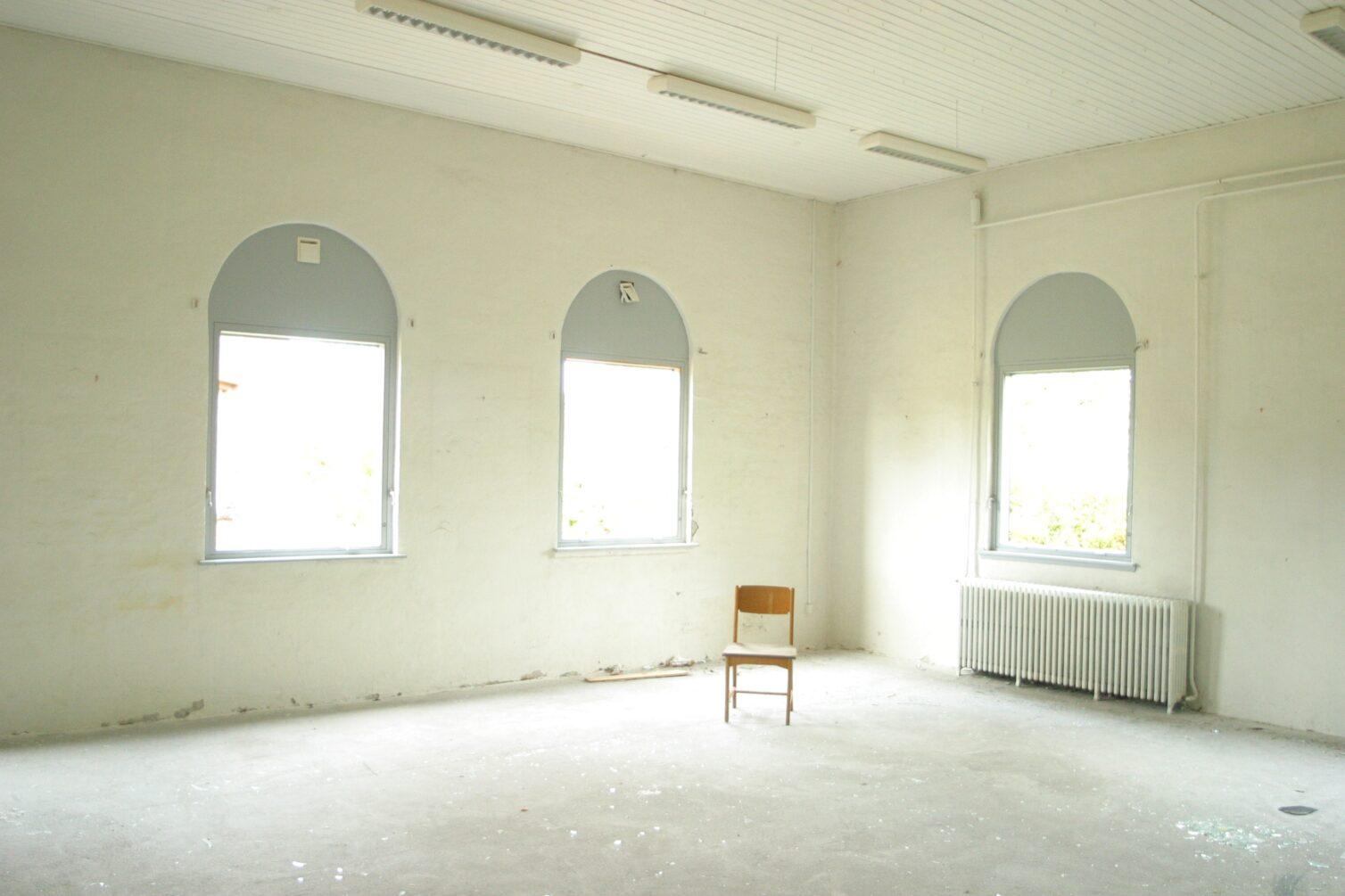 Demised premises - landlords and tenants